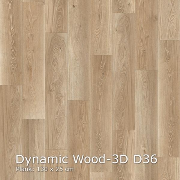 Dynamic Wood 3D