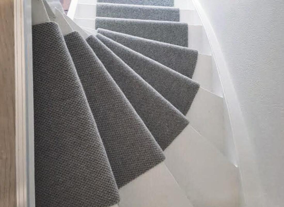 Stijlvolle traploper van Jabo Carpets