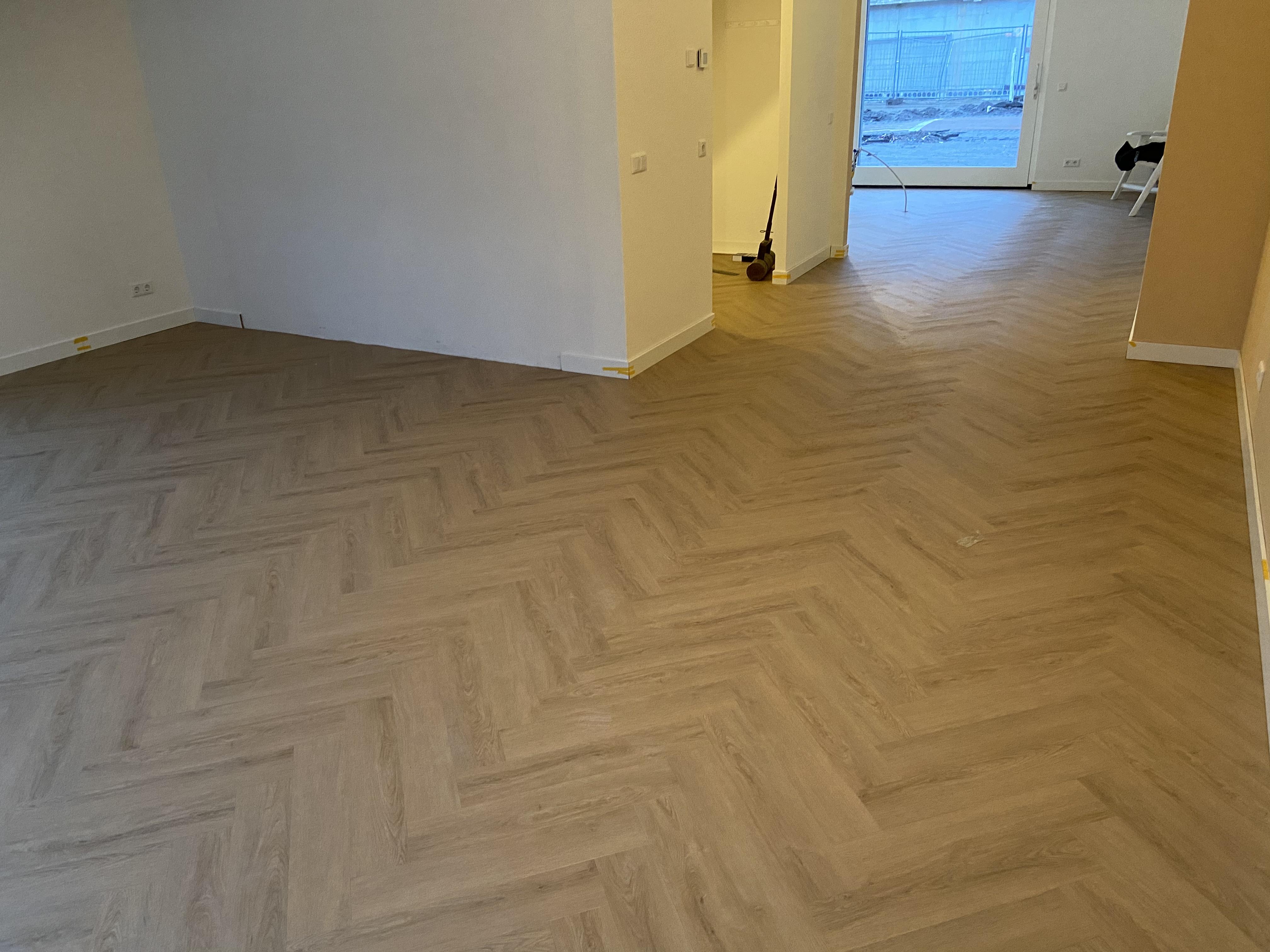 Pvc vloeren Fam Laarhoven Hilversum