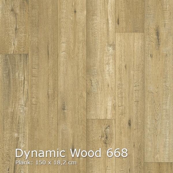 Dynamic Wood